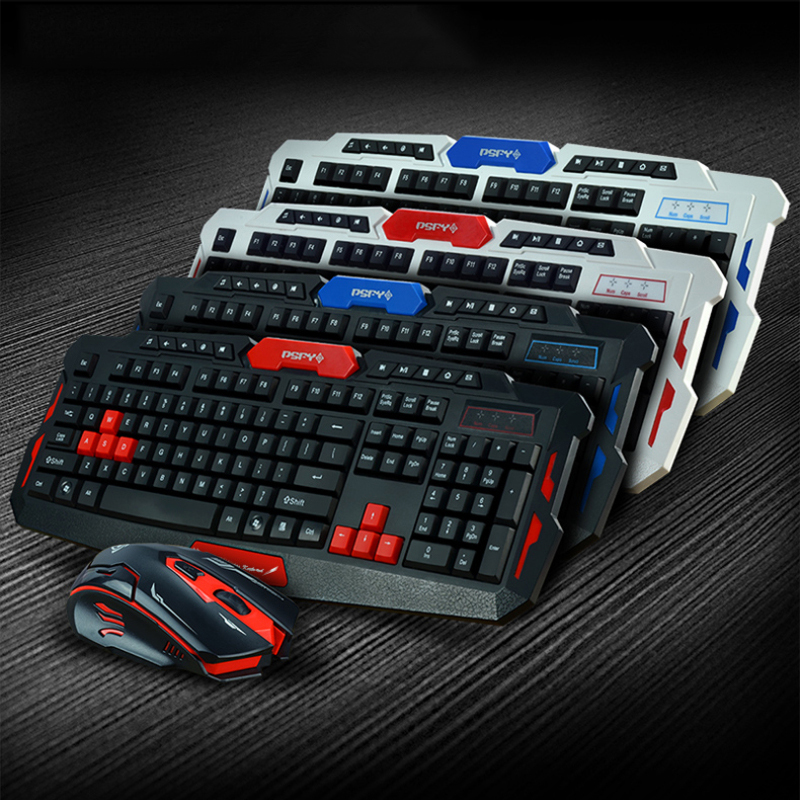 Keyboard Mouse Combo Wired Keyboard Gaming+Crack Gaming Mouse 6 Buttons Multimedia Game Gamer Keyboard Mouse Kit Upgrade Version(China (Mainland))