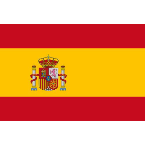 2015 Best Spanish flag 150 * 90CM(China (Mainland))
