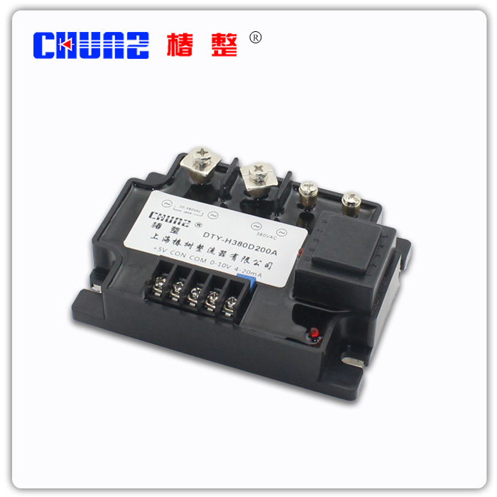 Фотография [ZOB] DTY200A relay isolation single-phase voltage regulating module of -  --2PCS/LOT