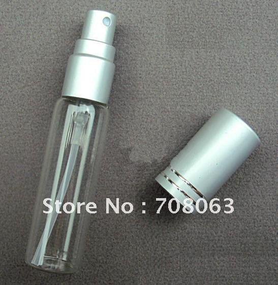 5 10ml perfume sprayer ,perfume atomizer.glass empty bottle spray - Newlife Trading CO.,LTD store