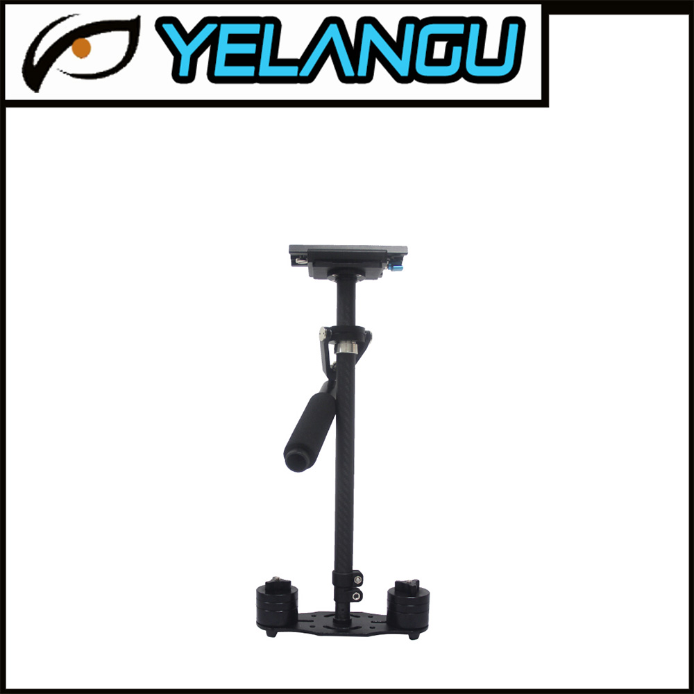 YELANGU Handheld Adjustable Carbon Fiber DSLR Camera Stabilizer - FILMING EQUIPMENT store
