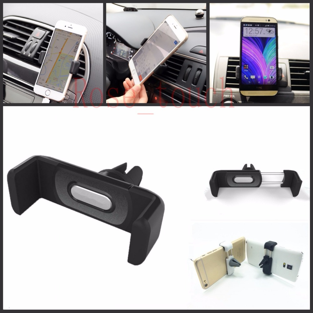 Airframe+ Car Air Vent mobile phone holder Mount Stand Holder Kit For Universal 6 Inch Phone Car Holder for iPhone6 6plus holder(China (Mainland))