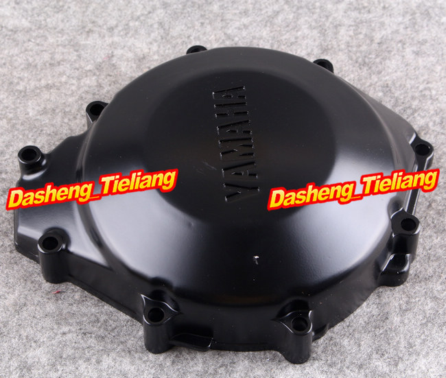 Motorcycle Stator Engine Crank Case Cover For Yamaha YZF R1 1998 1999 2000 2001 2002 2003, Black Color