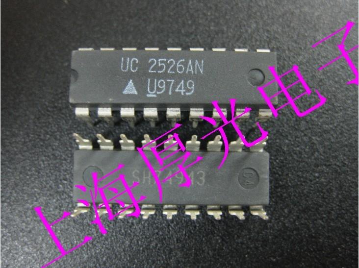 Здесь продается  IC UC2526AN original UC2526 DIP-18 UC brands in stock  Бытовая электроника