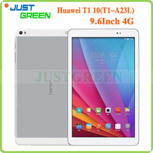 """HUAWEI Honor T1-A23L Tablet PC Android 4.4 Snapdragon MSM8916 Quad Core 9.6"""" 1280X800 IPS 2GB RAM 16GB ROM 5MP GPS 4G FDD-LTE(China (Mainland))"""