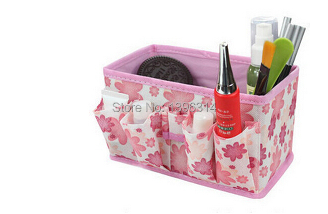 FREE SHIPPING! Girls special cosmetic storage box, cosmetic box jewelry box bag containing small private matter(China (Mainland))