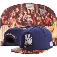 2015 Summer Sales Promotion Amitabha Mercy Hands Baseball Caps  Break Bread Hip-Hop Hat Snapback Gestures Cap Free Shipping(China (Mainland))