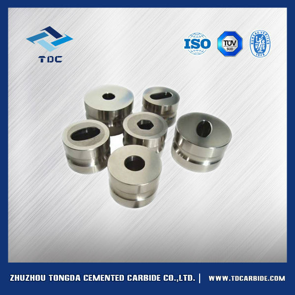 Manufacture tungsten carbide cold forging die(China (Mainland))