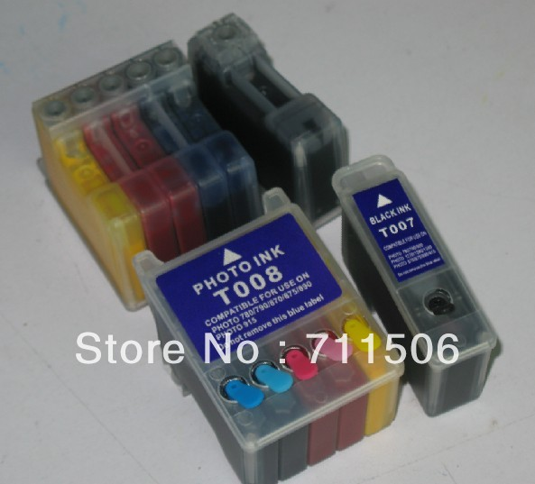 Hot sale ink refill kits for t007 t008 refill ink for Ink sale