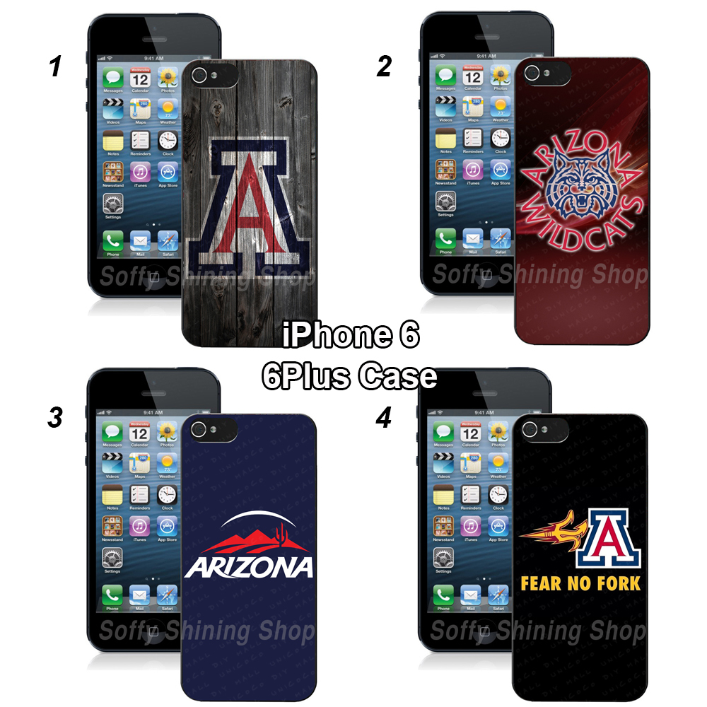 Hot Arizona Wildcats champion team logo Case For LG G4 G3 Samsung Mini Note3 4 ipod 5 S4 5 6 edge HTC M8 for IPhone 5s 5C 6Plus(China (Mainland))