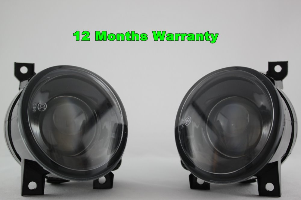 Free Shipping For VW Amarok 2010 2011 2012 Pair Of New Fog Lamps Fog Lights With Convex Lens And Bulbs HB4 Plug<br><br>Aliexpress