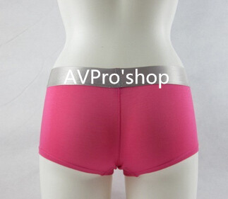 Free shippng Brand Modal Sexy Underwear Women boxer shorts Panties For girl Bragas Female Underpants pants