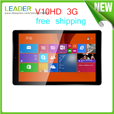 Dual OS Chuwi V10HD 3G Phone Call Intel 1 83GHz Windows8 Android 4 4 2GB 32GB