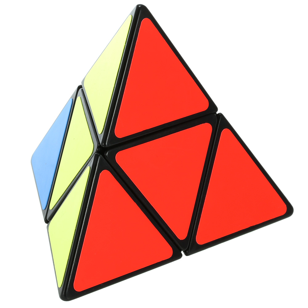 Pyramid Magic Cubes Shengshou Original Colorful Magic Cubes Speed Cube ABS Ultra-smooth Cubo Puzzle Twist Educational Kids Toys(China (Mainland))