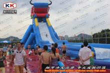 Giant Dragon Inflatable Water Slide Beach Slide With Pool For Kids And Adults(China (Mainland))
