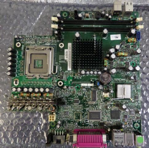 Фотография Motherboard for DF131 0DF131 CN-0DF131 Optiplex GX620 well tested working