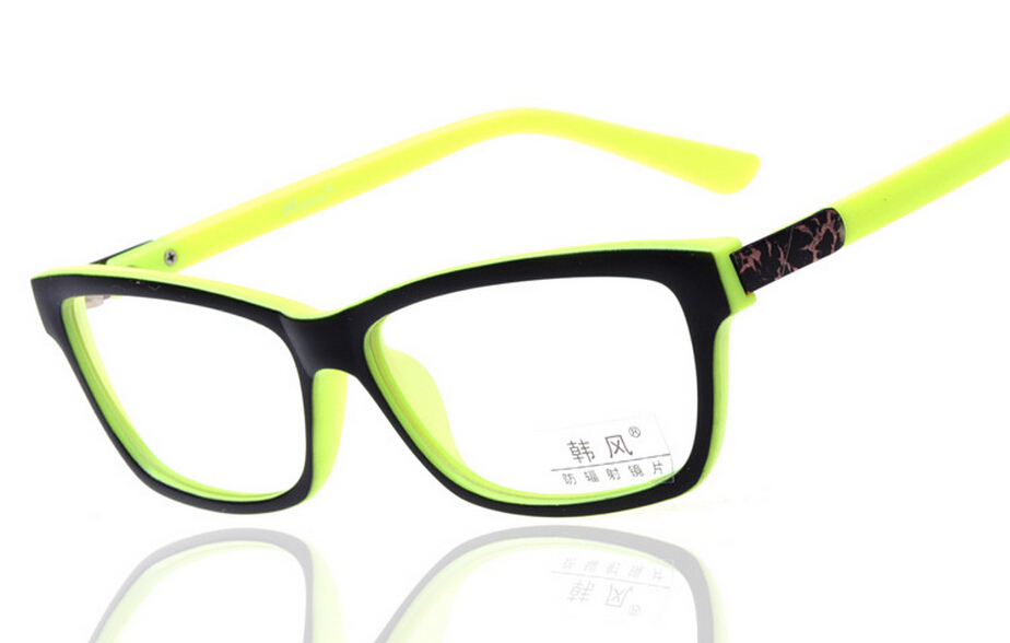 Eyeglass Frames High Prescription : High Fashion Designer Brands 2015 New Women Glasses Frame ...