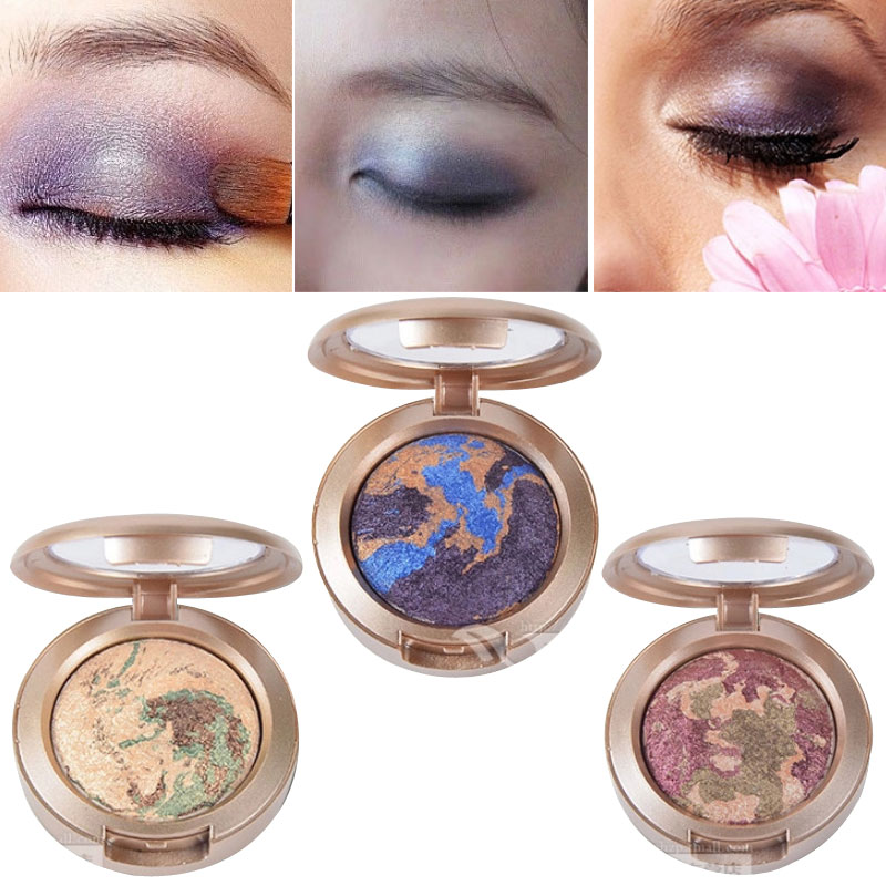 12 Colors Eye Shadow Powder Makeup Colorful Mineral Eyeshadow Cosmetic Beauty Shimmer Eye Shadow Eye Makeup Tools(China (Mainland))