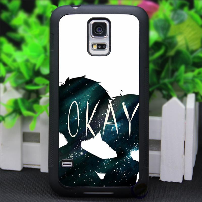 John Green The Fault in our star phone case for Samsung Galaxy S3 S4 S5 s6 s7 s6 edge s7 edge Note 3 Note 4 Note 5 *#G(China (Mainland))