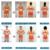 Мощный 10 ШТ. Для Похудения Патч Потеря Веса Для Похудения Диеты Потеря Веса Для Похудения Крем Сжигание Жира Тела Стройная Патчи
