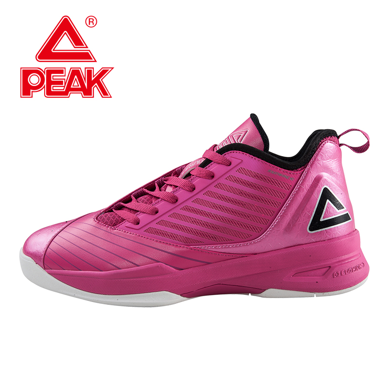 PEAK SPORT Professional Men Women Basketball Shoes Cushion-3 REVOLVE Tech Sneaker Breathable Athletic Ankle Boots Size EUR 40-48(China (Mainland))