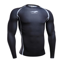 Buy 2017 cycling jerseys martin men's bike jerseys digital bikeing round neck Long-sleeved breathable compressed T-shirt Wholesale for $9.75 in AliExpress store