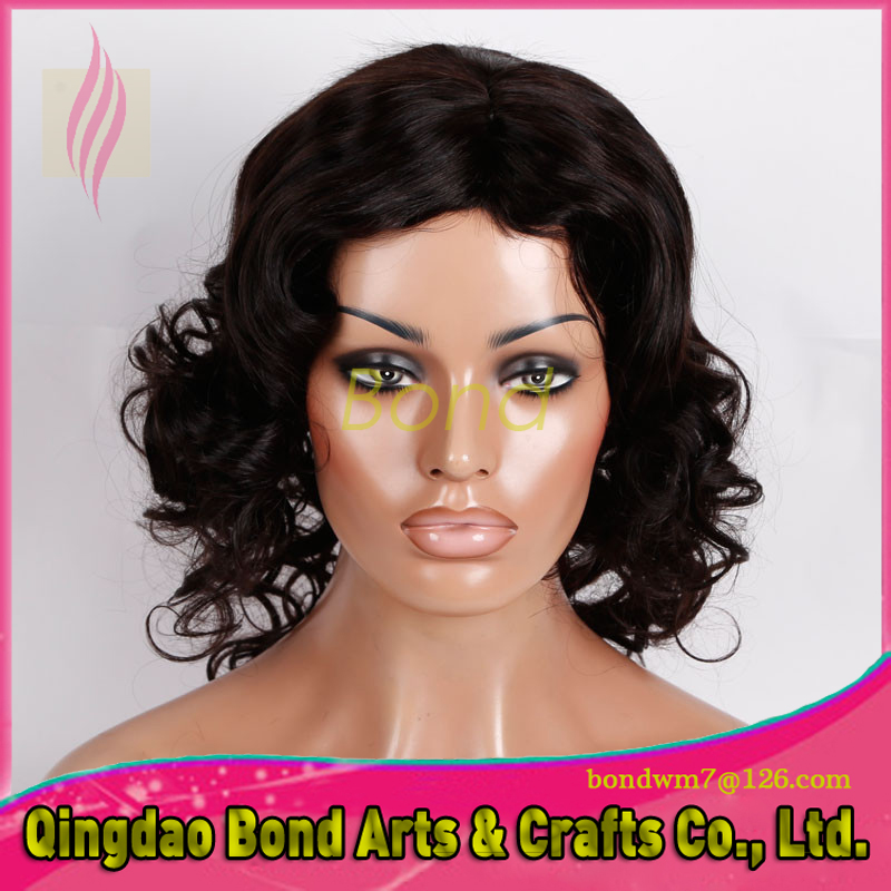 Brazilian human hair glueless full lace wig Body wave lace front wig Long black wig Full lace human hair wigs for black women<br><br>Aliexpress