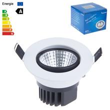 New Dimmable LED encastré Spot cob 3 W 5 W 7 W 9 W gradation de lumière LED Spot de plafond à LED lamp110V 220 V maison luminaire IP44(China (Mainland))