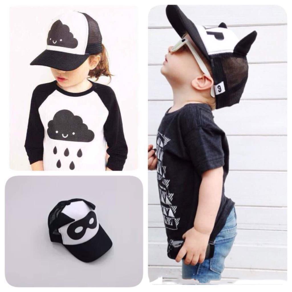 2015 new children boys and girls baseball cap love...