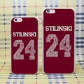 Teen Wolf Stilinski 24 Case for iPhone 4 4s 5 5s 5c 6 6s 6Plus 6sPlus