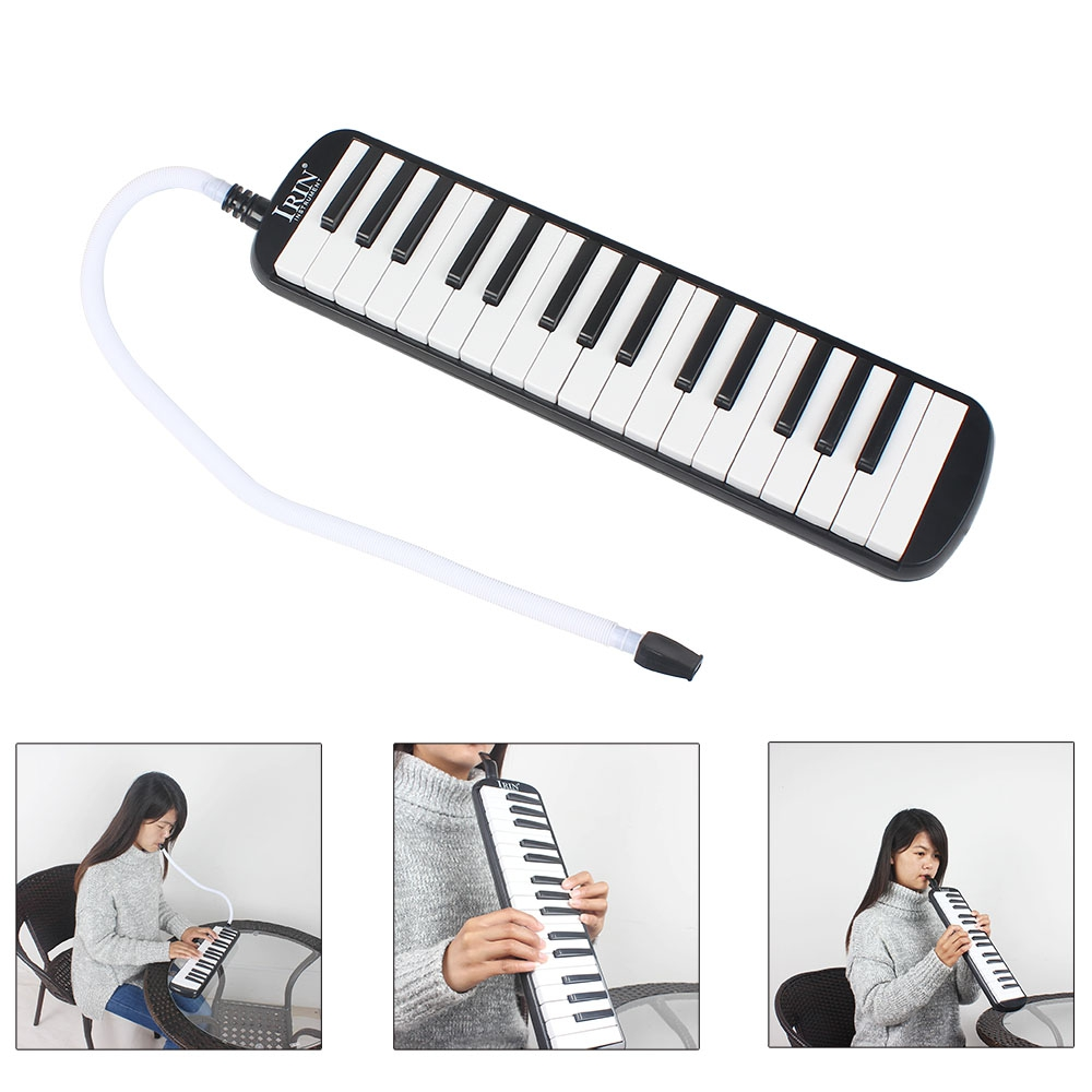 Classic Digital Piano 32 Keyboard IRIN Non-toxic Portable Melodica Student Harmonica Children Toys Musical Tnstruments with Bag(China (Mainland))