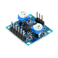 5W*2 Mini Digital Amplifier Board Audio Module Volume Control without Noise(China (Mainland))