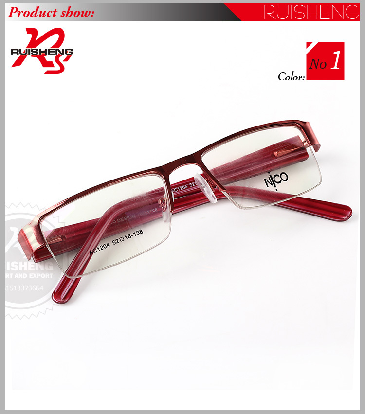 Designer Prescription Eyeglass Frames : Brand Designer Eye Glasses Frame Eyeglasses Optical Frame ...
