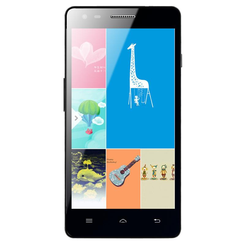 Original VK1000 5 Inch 960x540 MTK6582 + MTK6290 Dual Platform 1.2GHz Quad Core Android 4.4 4G Mobile Cell Phone 1GB RAM 8GB 8MP(China (Mainland))