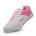 New 2017 Fashion Flats Women Trainers Breathable Sport Woman Shoes Casual Outdoor Walking Women Flats Zapatos