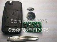 Chery Fulwin 2 , Fenyung 2 folding 2 button remote key control 433mhz