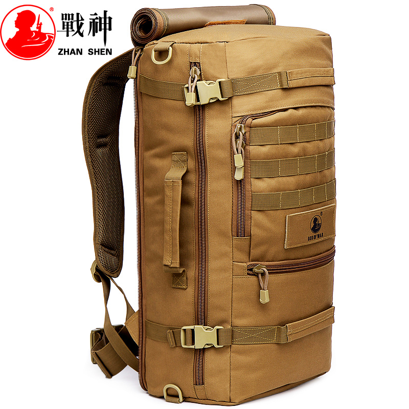 Outdoor Mens Mountaineering Bags Rucksack Men Primer Big 55L Bracket Military Travelling Camping Backpacks Hiking Backpack - D&M Co., Ltd. store