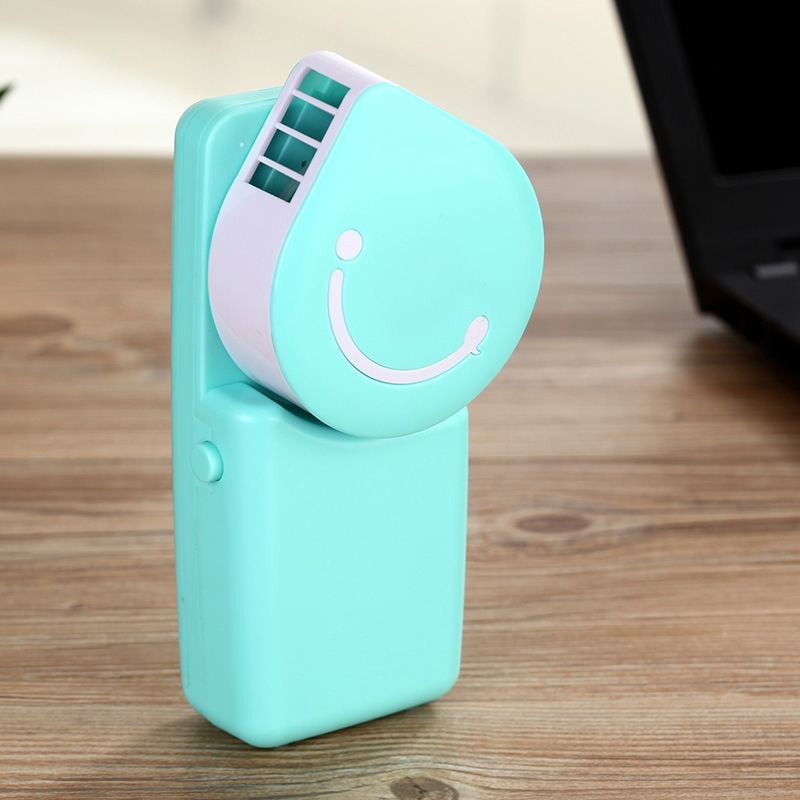 02 Cool Portable Fan Battery : Mini portable rechargeable usb fan water cooling air
