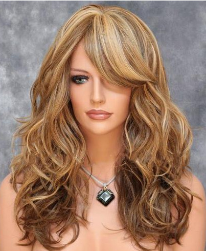 High quality exports the European and American fashion wig hair(China (Mainland))
