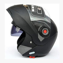 Hot sale 7 colors Jiekai 105 flip up motorcycle helmet with inner sun dual visor system everybody can use(China (Mainland))