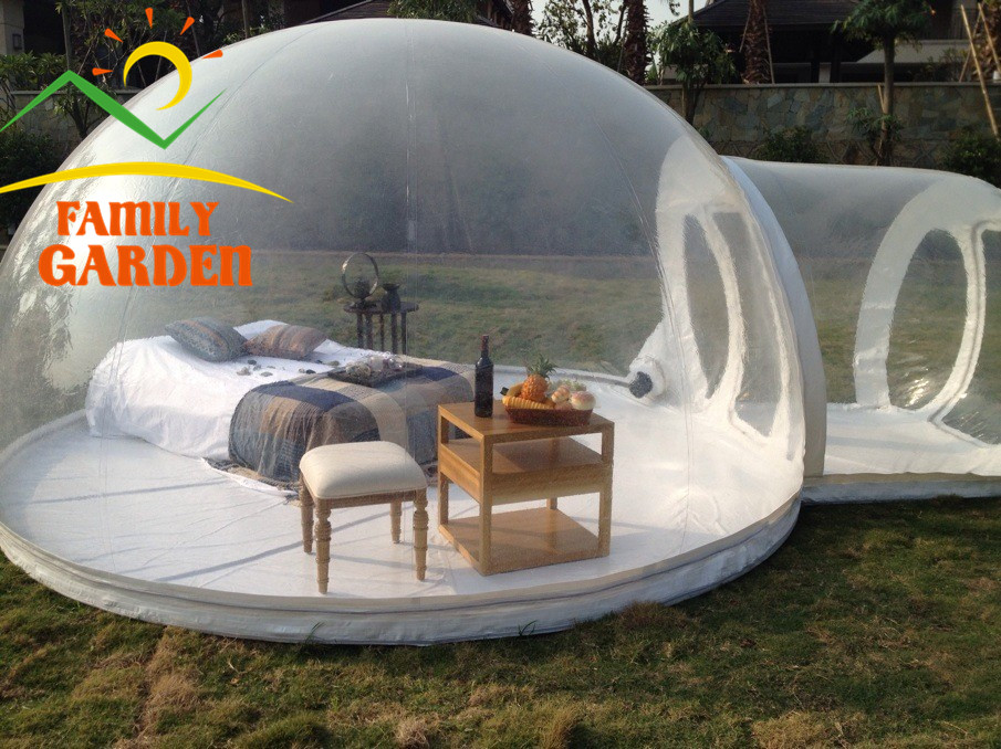 Inflatable Bubble Tent House Dome Outdoor Clear Show Room ...