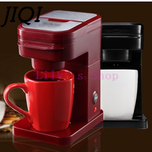 household American office coffee cup semi-automatic coffee machine full Europen plug Euro CHAN(China (Mainland))