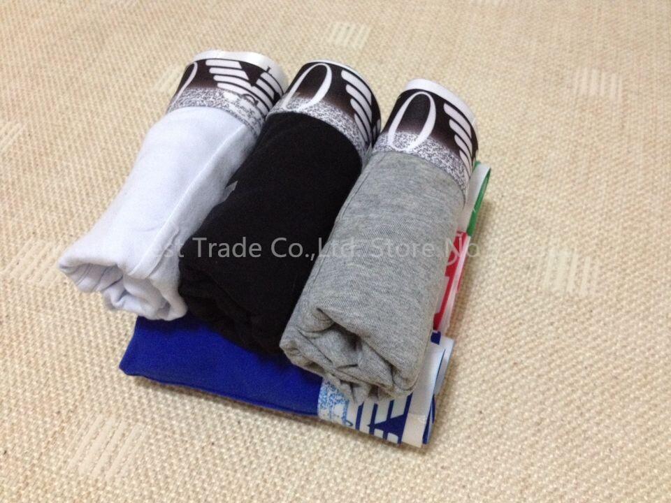 HOT 2014 Better quality 100pcs/lot Men's underwear Men's Boxer Shorts(China (Mainland))