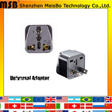 Buy Inlay way Convertion 10A 250V ABS material Eu South Africa au plug adaptor Australia 500pcs/lot free Fedex for $369.55 in AliExpress store