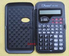 2 Pcs/Lot Office Mini Scientific Calculator School Student Function Calculadora Multifunctional Clock Calculator Cientifica