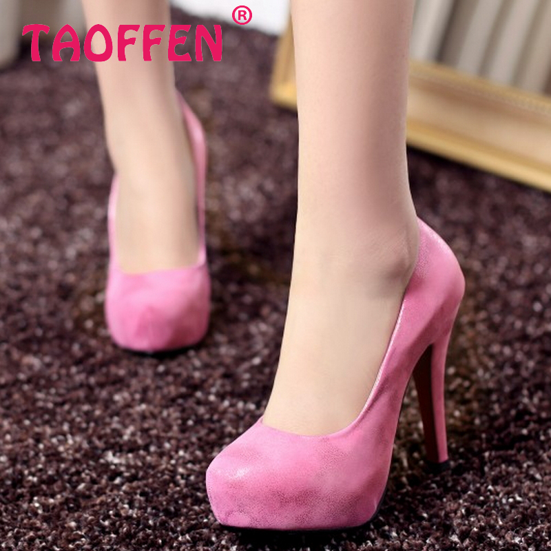 women platform red bottom high heel shoes dress footwear sexy brand female fashion heeled pumps heels shoes size 33-40 P16919