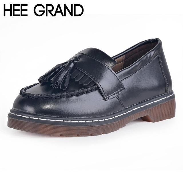 Женская винтаж свободного покроя резные оксфорд обувь классическая плоские туфли ...