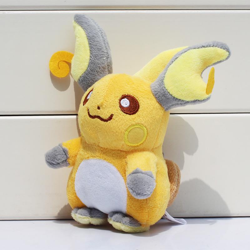 10Pcs/lot Pokemon Pikachu Plush Doll Toy Stuffed Soft Dolls Christmas Gift For Children 15cm<br><br>Aliexpress