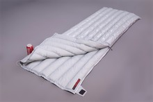 Envelope White Down AEGISMAX 95% white goose down UL winter sleeping bag camping Urltra-compact ultralight down sleeping bag(China (Mainland))