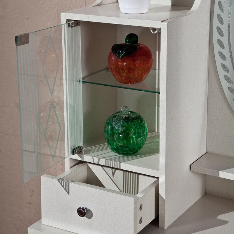 Bonito Muebles De Heces Espejo Componente - Muebles Para Ideas de ...